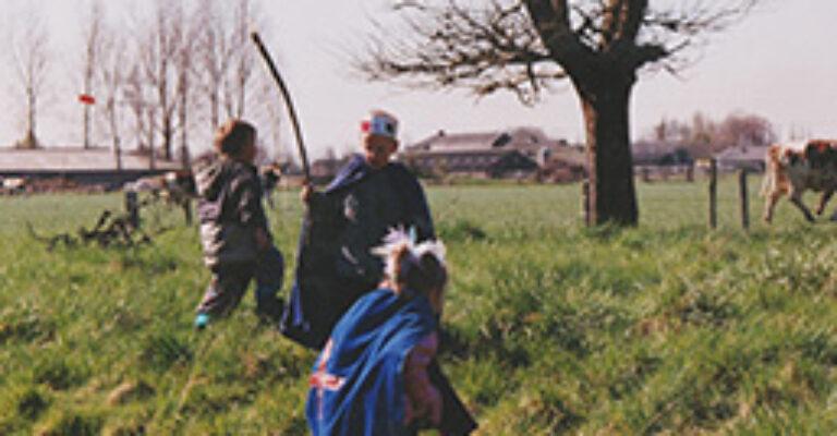 Gemeenschappelijke buurttuin